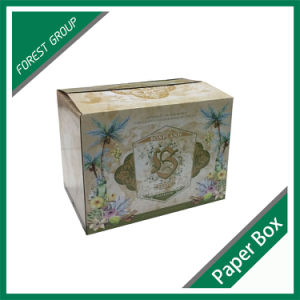 Duoble Wall Corrugated Box with Cmyk Printing pictures & photos