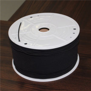 3mm - 20mm Black Antistatic PU Round Belt Supplier pictures & photos