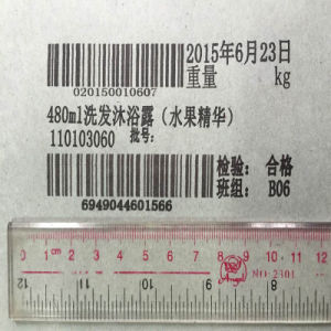 Best Price Barcode Printing High-Resolution Inkjet Printer for Carton (ECH700) pictures & photos