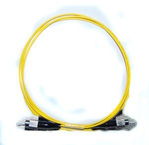 Fiber Optic Patch Cord Sm/Om1/Om2/Om3/0m4 ((Fiber Optic Jumper) pictures & photos