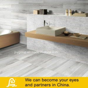 Grey Wooden Touching Porcelain Rustic Tile (Rovere Ceniza 3) pictures & photos