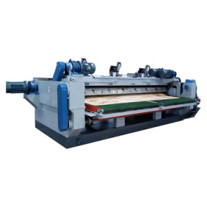 CNC Control Spindle Less Wood Veneer Rotary Peeling Lathe Machine pictures & photos