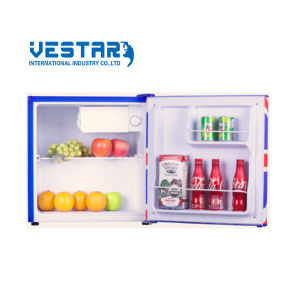 Compact Refrigerator with up Freezer Fridge pictures & photos