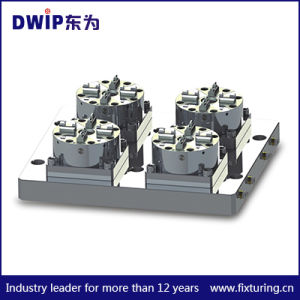 4 in 1 CNC Pneumatic Chuck D100 pictures & photos
