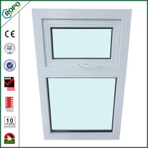 High Quality UPVC Double Glazed Awning Window pictures & photos