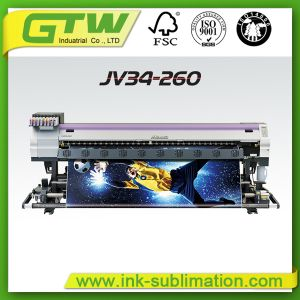 Mimaki Jv34-260 Wide Format Printer for Inkjet High Speed Printing pictures & photos