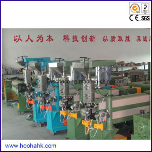 Automatic Electronic Wire Extruder Line pictures & photos