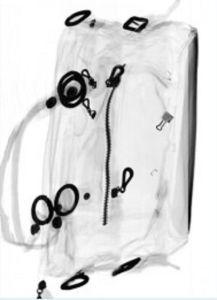 X Ray Conveyor Belt Broken Needle Detector (ELS-380HD) pictures & photos