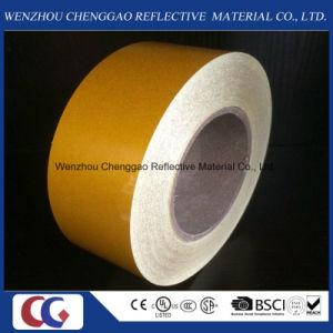Advertisement Grade Yellow Reflective Material Tape pictures & photos