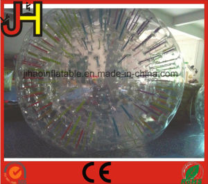 Hot Sale Inflatable Shining Walking Zorb Ball with Lighting pictures & photos