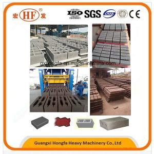 Concrete Cement/ Block Making Machine Brick Making Machine pictures & photos