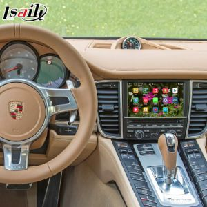 GPS Navigation System Video Interface for Porsche Macan Cayenne Panamera PCM 3.1 Upgrade Touch Navigation WiFi Mirror Link HD 1080P Google Map pictures & photos