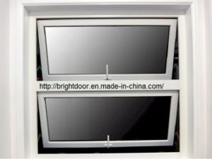 Best Price Powder Coating Double Glass Aluminum Alloy Awning Window pictures & photos
