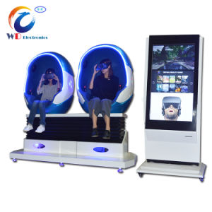 Vr Game, 9d Vr Egg, Vr Chair Simulator High Quality pictures & photos