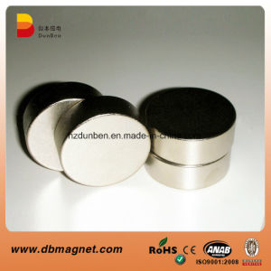 Strong Nickel Round Rare Earth Neodymium Magnet/Round Magnet pictures & photos