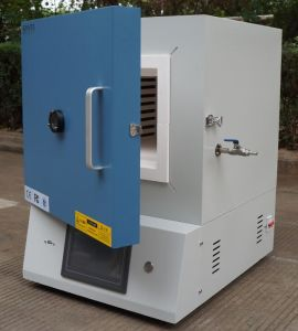 1300c High Temperature Electric Muffle Furnace with Sic Heating Element pictures & photos