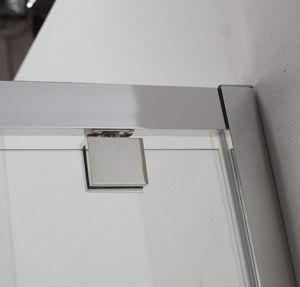 2017 Bathroom Square Pivot Shower Enclosure pictures & photos