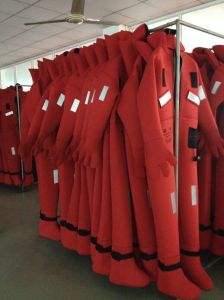 Ec Approved 142n Thermal Insulation Immersion Suit with Price pictures & photos