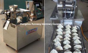 Automatic China Dumpling Samosa Spring Roll Making Maker Forming Machine pictures & photos