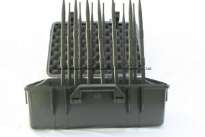 Spy Listen Buy (VHF, UHF, GSM) Jammer, 14bands High Power Portable Jammer Signal Blocker pictures & photos