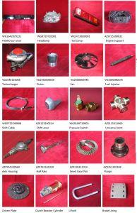 Cnhtc Engine Crankshaft Front Oil Seal (NO. VG1047010038) Truck Parts pictures & photos