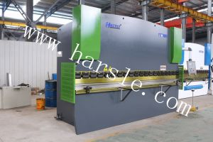 China Harsle Press Brake Bending Machine with CNC Controller pictures & photos