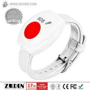 Waterproof Wireless Neck Panic Button for Emergency Sos Alarm pictures & photos