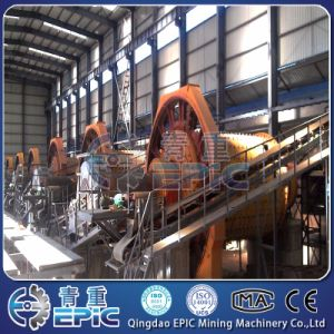 Low Price High Quality Dry Grinding Ball Mill for Sale ISO Approved pictures & photos