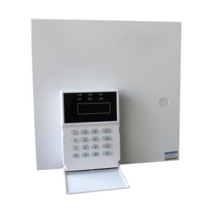 8 Zone Alarm Control Wireless Security Burglar Alarm pictures & photos
