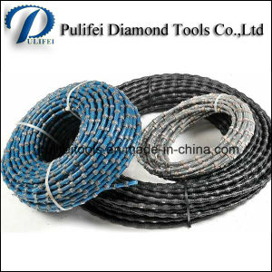 Reinforce Concrete Cutting Tools Diamond Wire Saw for Quarrying Profiling pictures & photos