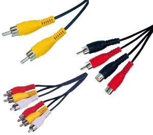 Audio / Video RCA Cable AV Cable (RC001-RC026) pictures & photos