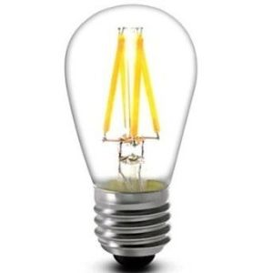 UL Approval S14/St45 Lamp Warm White Dimming Bulb E26/E27 Base