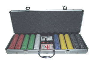 Casino Chips Set (P-04)