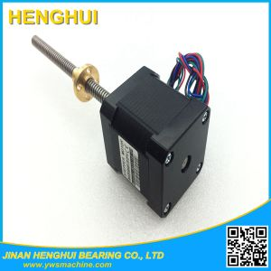 NEMA 17 Stepper Motor with 8mm Screw for 3D Printer pictures & photos