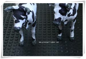 Cow Mat, Stable Mat, Livestock SBR Rubber Mat, Rubber Flooring pictures & photos
