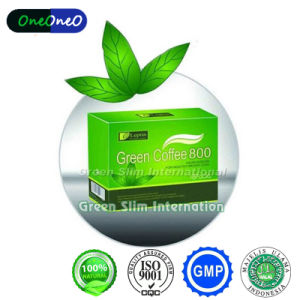 Green Coffee 800, Herbal Extract Slimming Coffee Product Weight Loss pictures & photos