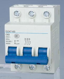 High Quality Mini Circuit Breaker (Dz47-63)