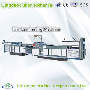 Full Auotmatic Film Laminator for Pre-Coating Film pictures & photos