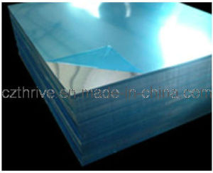 Mirror Finish Aluminum Sheet pictures & photos