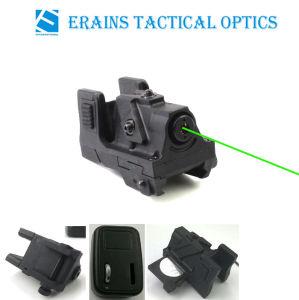New Unique Design Subcompact Ak47 Standable Rechargeable Pistol Green Laser Sight (ES-LS-HY05G) pictures & photos