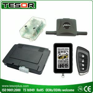 LCD 2-Way Remote Car Alarm with Slim Design (2960NRDP-I12)