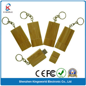 Bulk 16GB Wooden USB Flash Memory