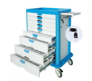 ABS 9 Layer Medicine Trolley (SC-HF14) pictures & photos