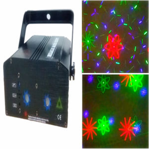 Green Red Blue Laser Light Sound Active LED Stage Light for Stage Disco DJ pictures & photos
