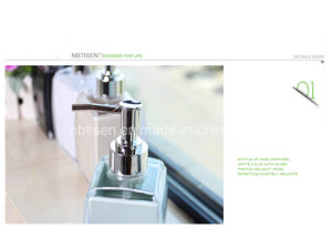 Acrylic/Plastic Bathroom Accessories Set (TS8011-5) pictures & photos