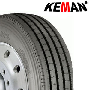 TBR Tire (245/70R19.5 225/70R19.5 245/75R17.5 235/75R17.5) KM102 pictures & photos