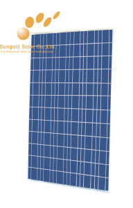 260watt Poly Solar Panel