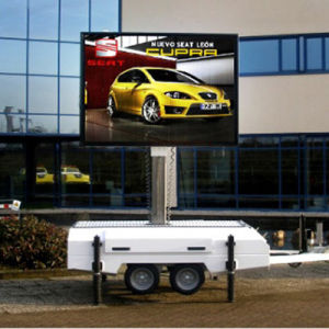 P12 Outdoor Advertising Video Display pictures & photos