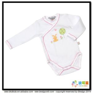 Long Sleeve Baby Garment 0-24m Baby Girl Onesie pictures & photos