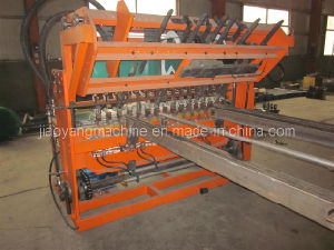 Automatic Building Steel Wire Mesh Welding Machine (ISO9001: 2000&CE)